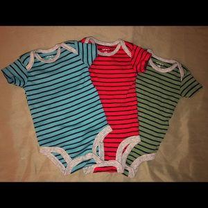 3 carter's shirts